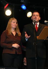 Estera i Adam Pańczakowie. Fot. M. Bajeńska